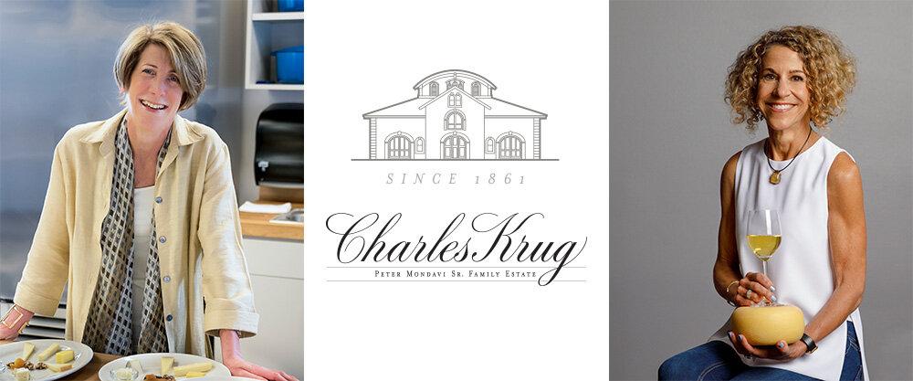 Truffle Shuffle with Charles Krug