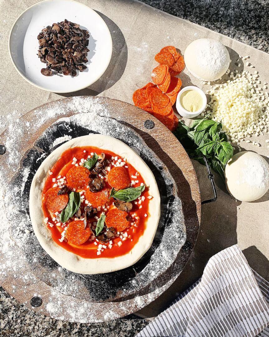 Pizza Making Kit